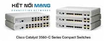 Cisco Catalyst 3560-C Series Compact Switches