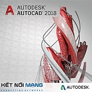 Autodesk AutoCAD 2018 Commercial New Multi-user ELD 2-Year Subscription