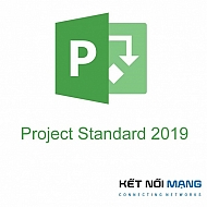 Bản quyền phần mềm Microsoft Project Standard 2019 Sngl OLP 1License NoLevel