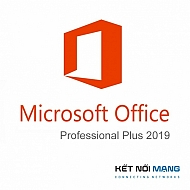 Bản quyền phần mềm Microsoft Office Professional Plus 2019 Sngl OLP 1License NoLevel