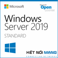 Bản quyền phần mềm Microsoft Windows Server Standar Core 2019 Single OLP 16 License NL CoreLic
