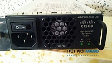 CISCO AIR-PWR-5500-AC= 5500 Series Wireless Controller Redundant AC Power Supply