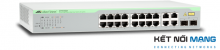 Allied Telesis AT-FS750/20 Fast Ethernet WebSmart Switch