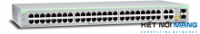 Allied Telesis AT-FS750/52 Fast Ethernet WebSmart Switch
