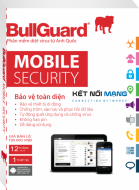 Phần mềm diệt virus BullGuard Mobile Security - 12 Months