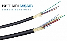 AMP Fiber Optic Cable, Outside Plant, 4-Fiber, OS2, Dielectric Jacket (FO CABLE, OSP, 4F, SM, OS2)