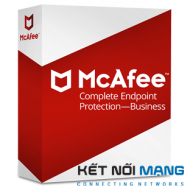 McAfee Complete EndPoint Protection - Business ProtectPLUS Perpetual License with 1yr Business Software Support