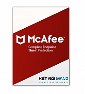 McAfee Complete Endpoint Threat Protection ProtectPLUS 1yr Business Software Support