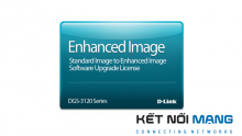 D-Link DGS-3120-48PC DLMS License Pack from Standard Image to Enhanced Image