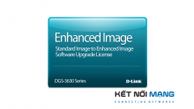 D-Link DGS-3630-52TC DLMS license Pack from Standard Image to Enhanced Image