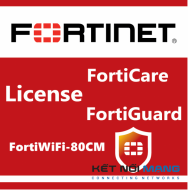 Bản quyền phần mềm Fortinet FC-10-00082-928-02-12 1 Year Advanced Threat Protection for FortiWiFi-80CM