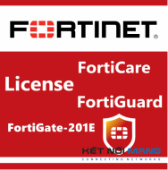 Bản quyền phần mềm 1 Year Unified (UTM) Protection for FortiGate-201E