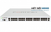Thiết bị tường lửa Fortinet FortiGate-140E-POE FG-140E-POE Security Appliance