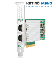 HPE Ethernet 10Gb 2-port 521T Adapter (867707-B21)