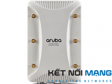 Aruba Instant IAP-228 Indoor Hardened Wireless Access Point, 802.11ac, 3x3:3, dual radio, 6 x RPSMA antenna connectors