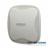 Aruba Instant IAP-214 Wireless Access Point, 802.11n/ac, 3x3:3, dual radio, antenna connectors