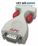 APC ProtectNet standalone surge protector for Serial RS232 lines (9 pin female to male)