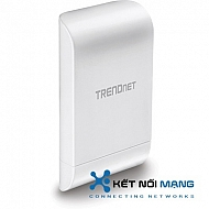Thiết bị không dây TRENDnet N300 2.4GHz 10dBi High Power Outdoor PoE Preconfigured Point-to-Point Bridge Kit PoE Access Point (IPX6)