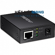 100BASE-T to SFP Fiber Media Converter