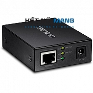 1000BASE-T to SFP Fiber Media Converter