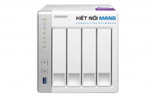 Qnap TS-431P 4-bay Personal Cloud NAS, ARM Cortex A15 1.7GHzDual Core, 1GB RAM