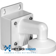 Short wall mount bracket for dome Camera