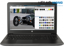 HP Zbook 15 G4 -  i7-7700HQ - Y4E77AV