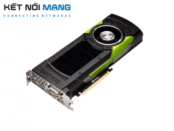 Card màn hình NVIDIA Quadro M6000 24GB Graphics Card (T7T61AA)