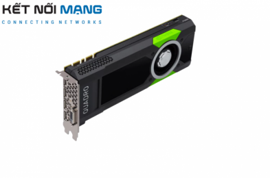 Card màn hình NVIDIA Quadro P4000 (8GB) Graphics Card (1ME40AA)