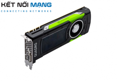 Card màn hình NVIDIA Quadro P6000 (24GB) Graphics Card (Z0B12AA)