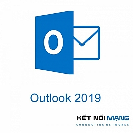 Bản quyền phần mềm Microsoft Outlook 2019 Sngl OLP 1License NoLevel