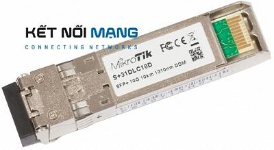 MikroTik S+31DLC10D Module 10G SFP+ SM 10km 1310nm