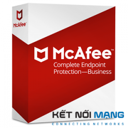 McAfee Complete EndPoint Protection - Business ProtectPLUS 1yr Business Software Support