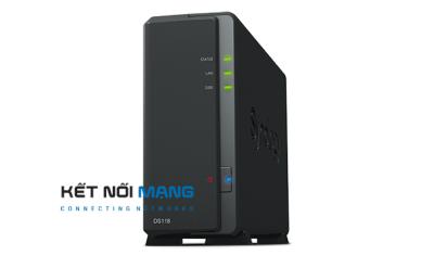 Thiết bị lưu trữ Synology DiskStation DS118 1-Bay NAS