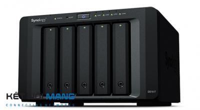 Thiết bị lưu trữ Synology DiskStation DS1517 5-bay Nas