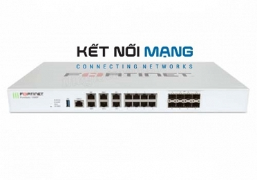 Thiết bị tường lửa Fortinet FortiGate FG-100EF Security Appliance