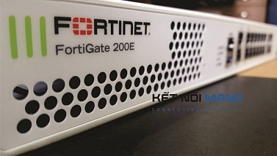 Thiết bị tường lửa Fortinet FortiGate FG-200E-BDL Unified (UTM) Protection Appliance