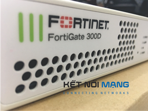 Thiết bị tường lửa Fortinet FortiGate FG-300D Security Appliance