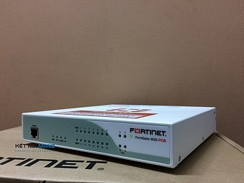 Thiết bị tường lửa Fortinet FortiGate FG-90D-POE Security Appliance