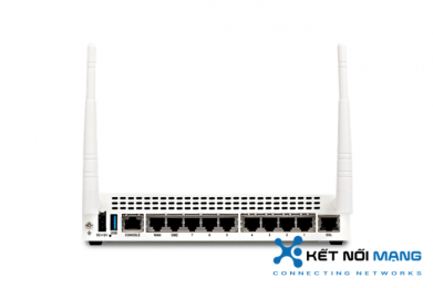 Thiết bị tường lửa Fortinet FortiWifi-60E-DSL FWF-60E-DSL-BDL-811-12 Hardware plus 1 Year 24x7 FortiCare and FortiGuard Enterprise Protection