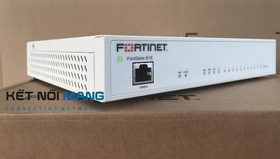 Fortinet FortiGate-81E Series