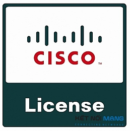 Bản quyền phần mềm 5 Access Point Adder License for Cisco 2504 Wireless Controller (Paper Certificate - U.S. Mail)