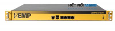 KEMP Server Load Balancing - Layers 4 and 7 LoadMaster 3000 LM-3000