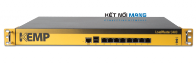 KEMP Server Load Balancing - Layers 4 and 7 LoadMaster 3400 LM-3400
